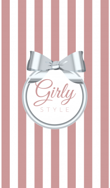 Girly Style-SILVERStripes13