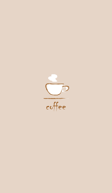 [LINE着せかえ] Relax Coffee Timeの画像