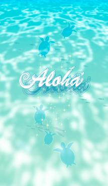 亀と魚と泳ぐハワイ*ALOHA+143 画像(1)