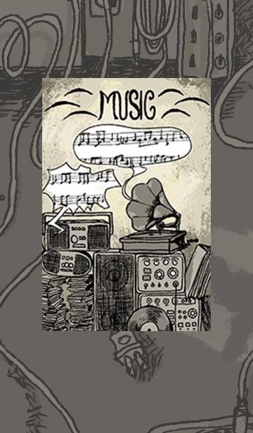 音楽道具の画像(表紙)