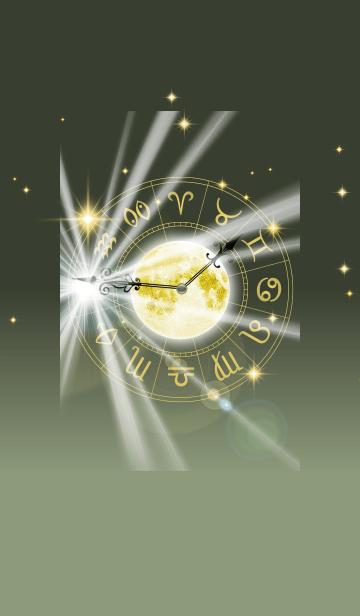[LINE着せかえ] 山羊座満月【2020】Keiko的ルナロジーの画像